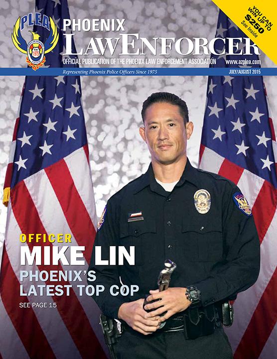 Phoenix Law Enforcer – July/August 2015
