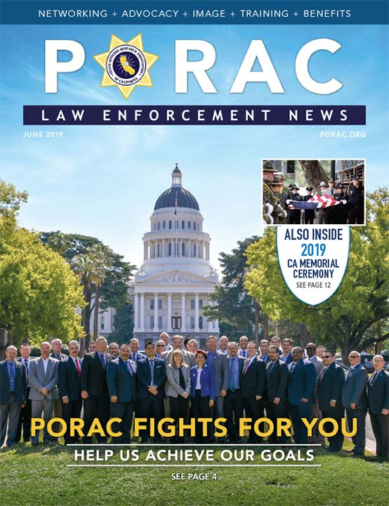 PORAC Law Enforcement News – June 2019