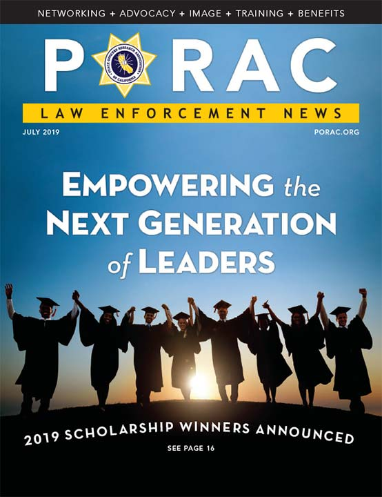 PORAC Law Enforcement News – July 2019