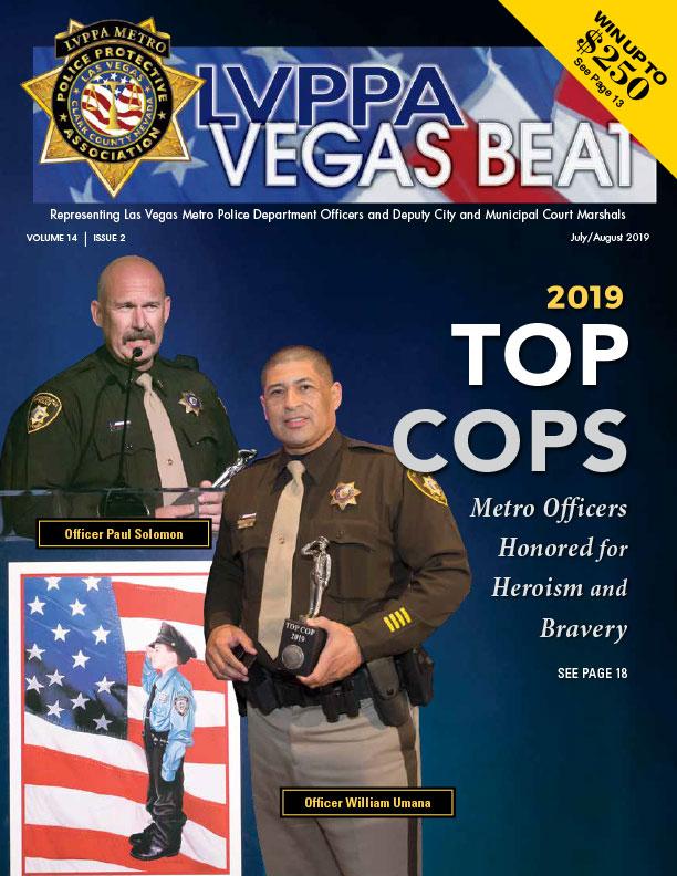 Vegas Beat – July/August 2019