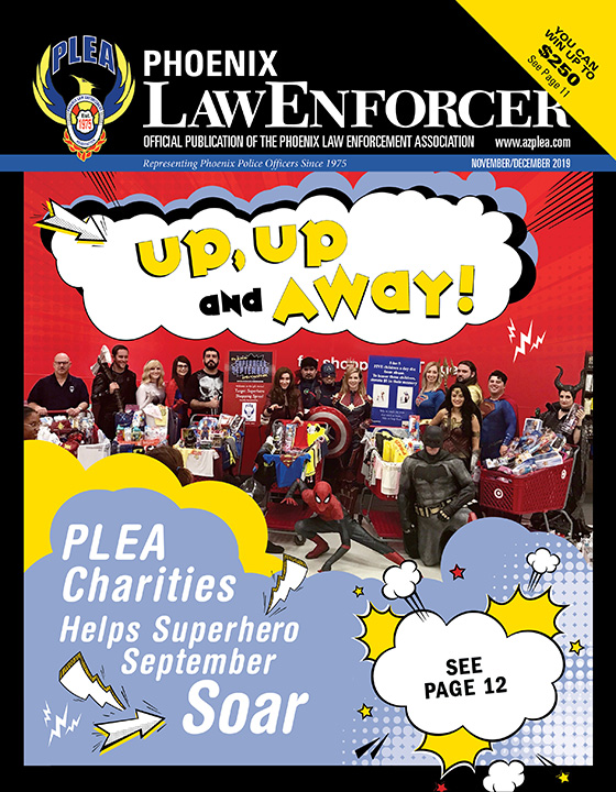 Phoenix Law Enforcer – November/December 2019