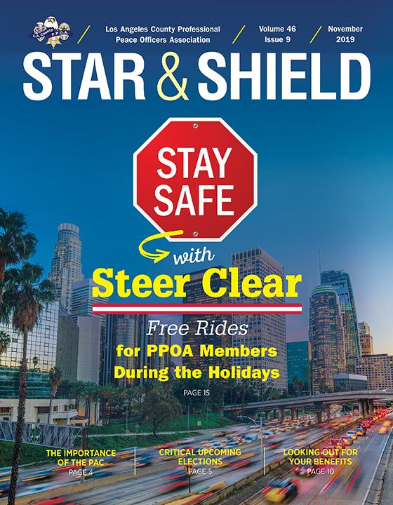 Star & Shield – November 2019
