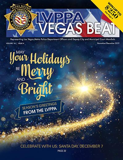 Vegas Beat – November/December 2019