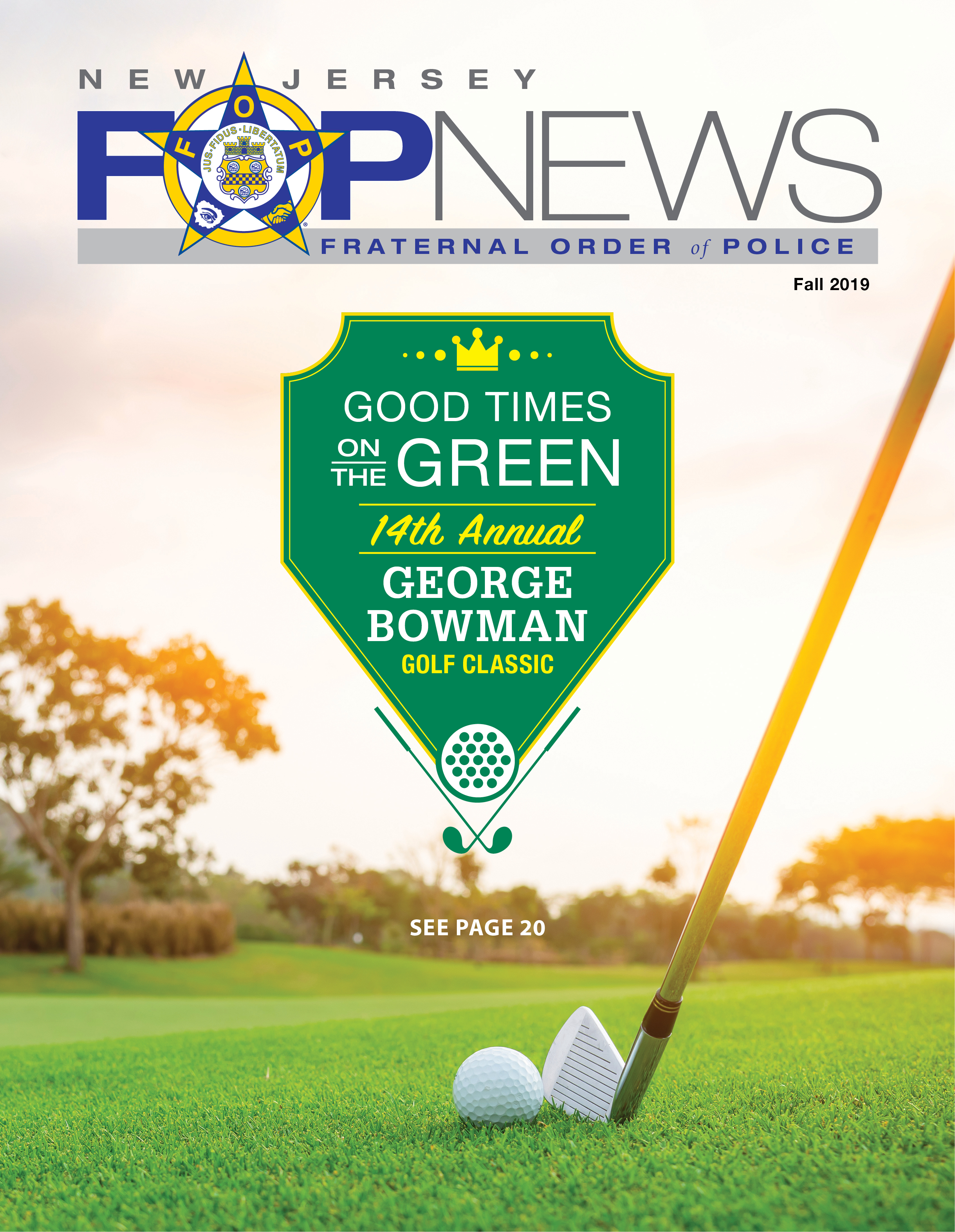 New Jersey FOP News – Fall 2019
