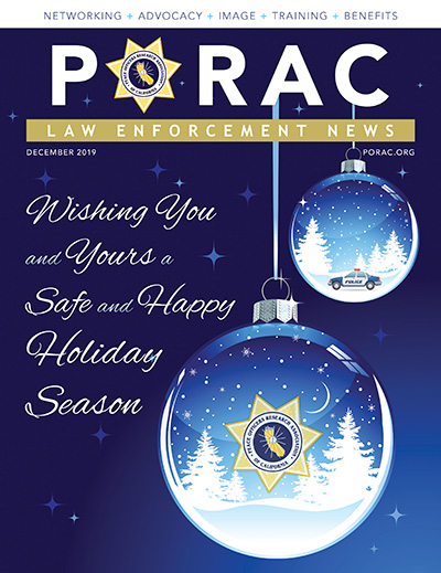 PORAC Law Enforcement News – December 2019