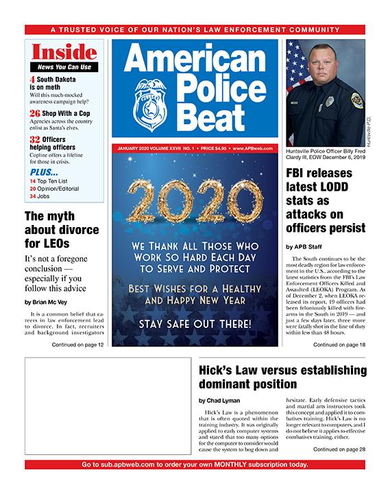 APB – January 2020
