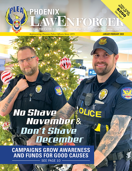 Phoenix Law Enforcer  – January/February 2020