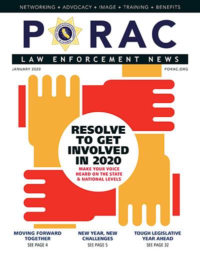 PORAC Law Enforcement News – January 2020