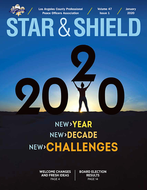 Star & Shield – January 2020