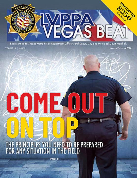 Vegas Beat – January/February 2020