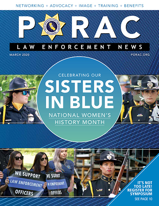 PORAC Law Enforcement News – March 2020