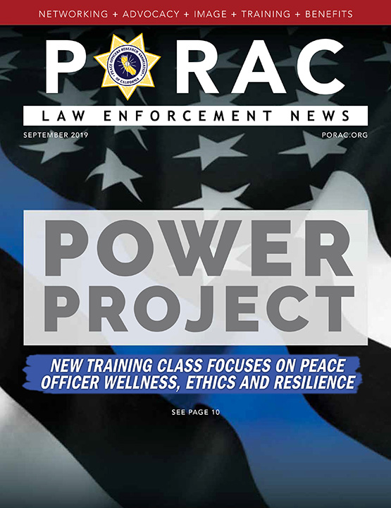 PORAC Law Enforcement News – September 2019