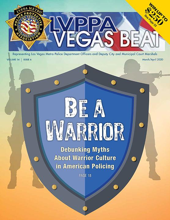 Vegas Beat – March/April 2020