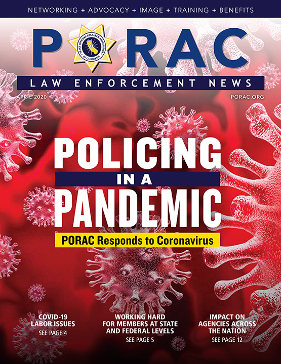 PORAC Law Enforcement News – April 2020