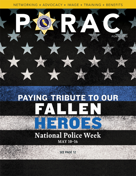 PORAC Law Enforcement News – May 2020