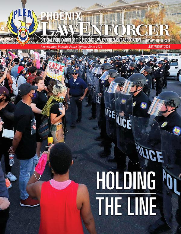Phoenix Law Enforcer  – July/August 2020