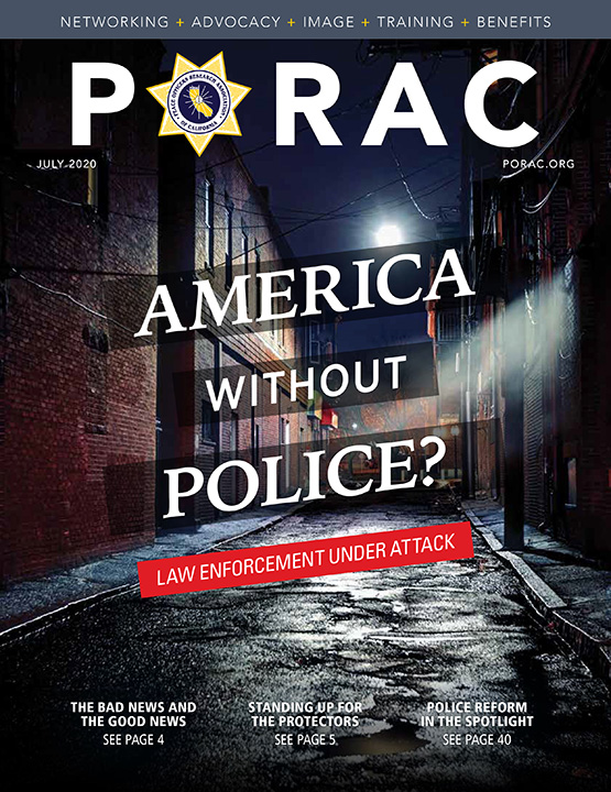 PORAC Law Enforcement News – July 2020