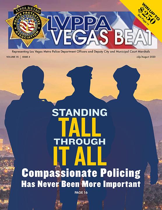 Vegas Beat – July/August 2020