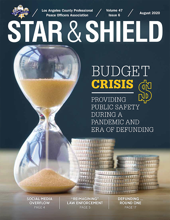 Star & Shield – August 2020