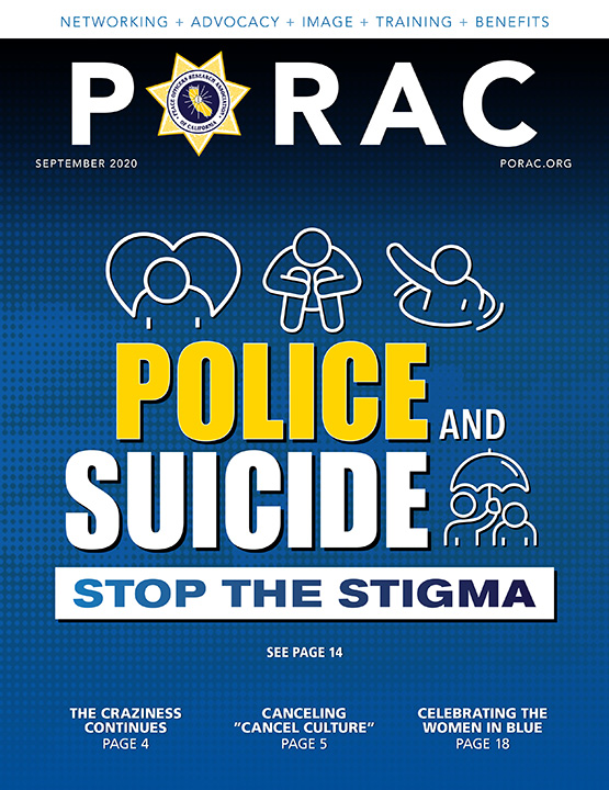 PORAC Law Enforcement News – September 2020
