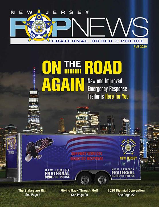 New Jersey FOP News – Fall 2020