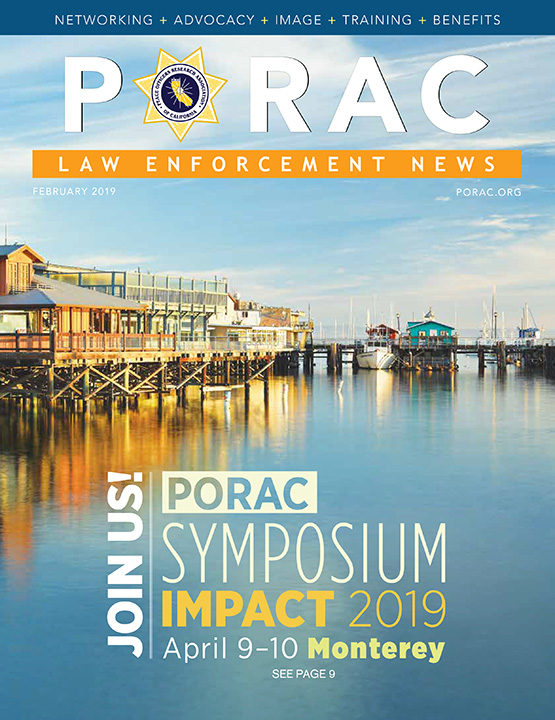 PORAC Law Enforcement News – February 2019