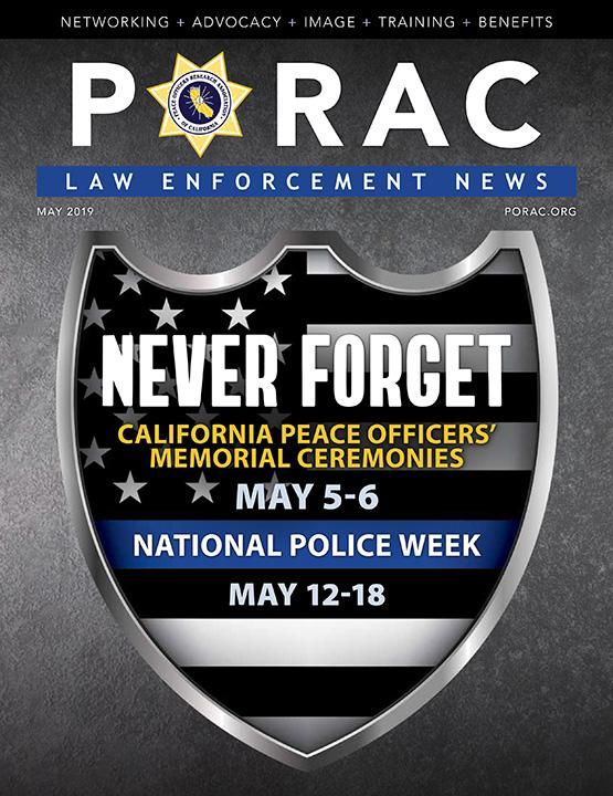 PORAC Law Enforcement News – May 2019
