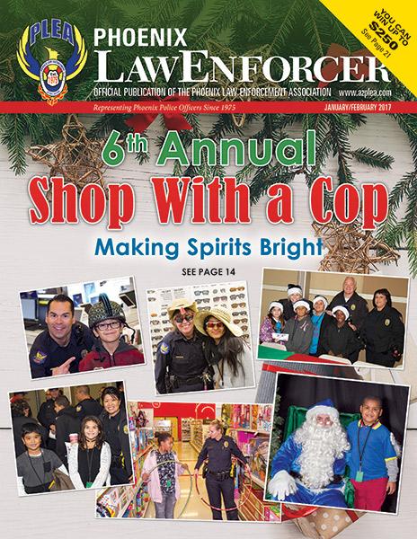 Phoenix Law Enforcer – January/February 2017