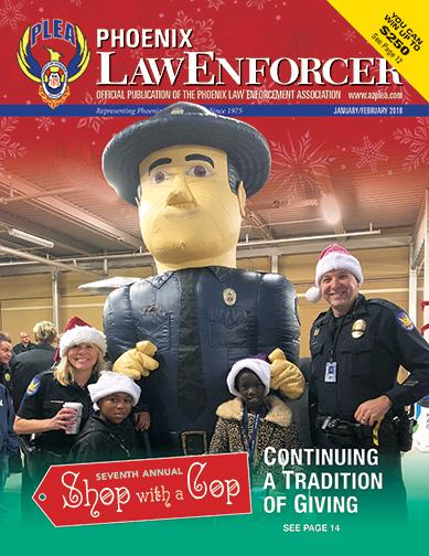 Phoenix Law Enforcer – January/February 2018