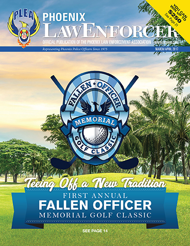 Phoenix Law Enforcer – March/April 2017