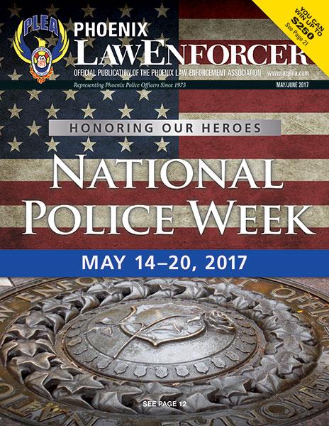 Phoenix Law Enforcer – May/June 2017