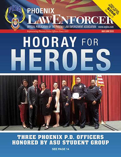 Phoenix Law Enforcer – May/June 2018