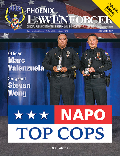 Phoenix Law Enforcer – July/August 2017