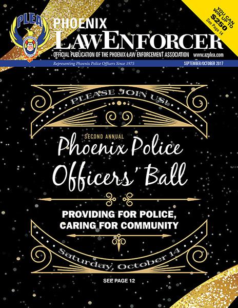 Phoenix Law Enforcer – September/October 2017