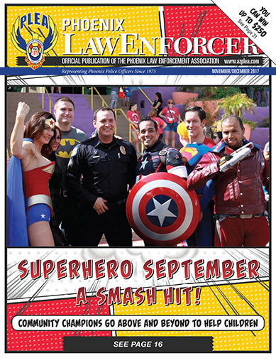 Phoenix Law Enforcer – November/December 2017