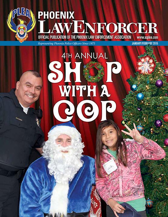 Phoenix Law Enforcer – January/February 2015