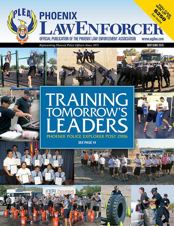 Phoenix Law Enforcer – May/June 2015