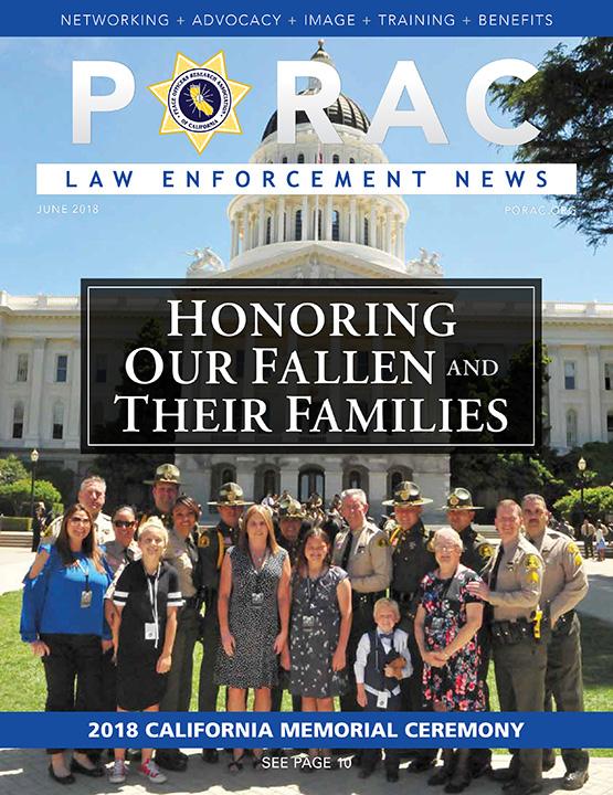 PORAC Law Enforcement News – June 2018