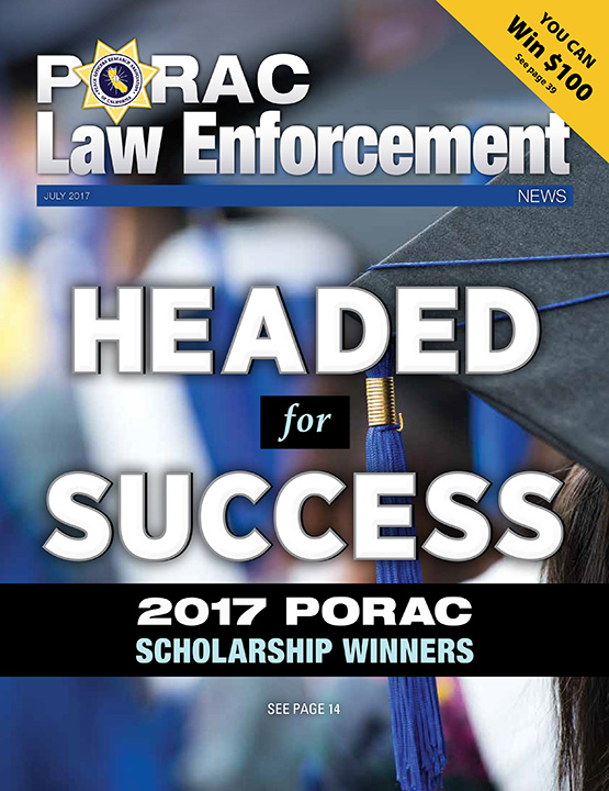 PORAC Law Enforcement News – July 2017