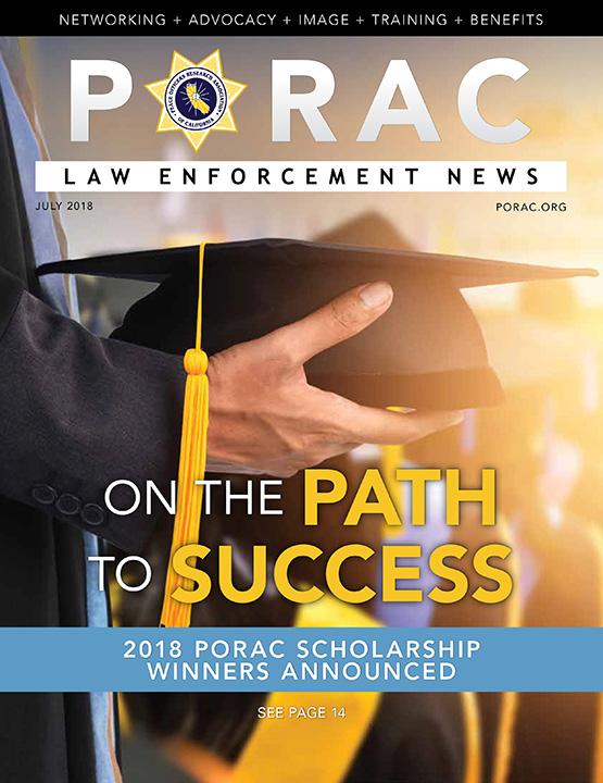 PORAC Law Enforcement News – July 2018