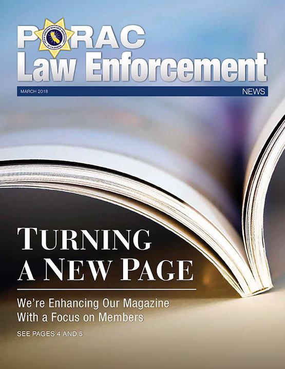 PORAC Law Enforcement News – March 2018