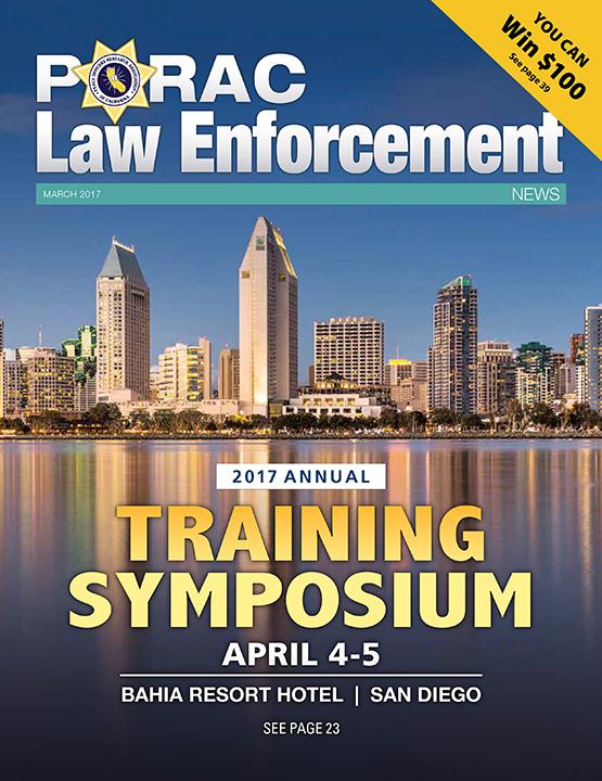 PORAC Law Enforcement News – March 2017