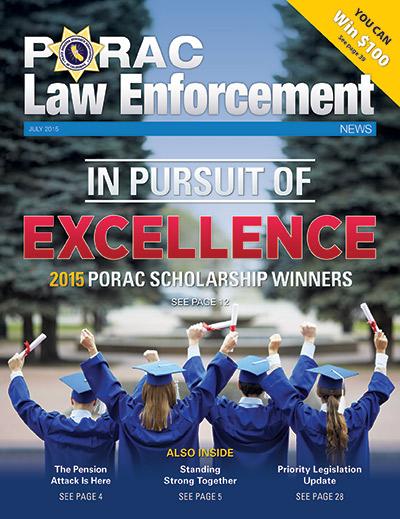 PORAC Law Enforcement News – July 2015