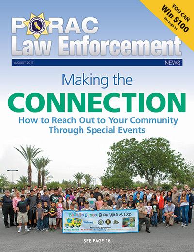 PORAC Law Enforcement News – August 2015