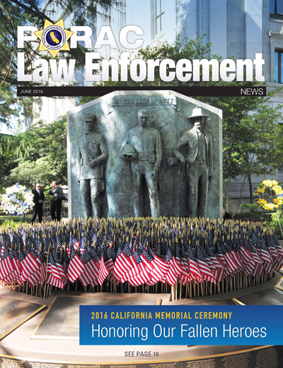 PORAC Law Enforcement News – June 2016