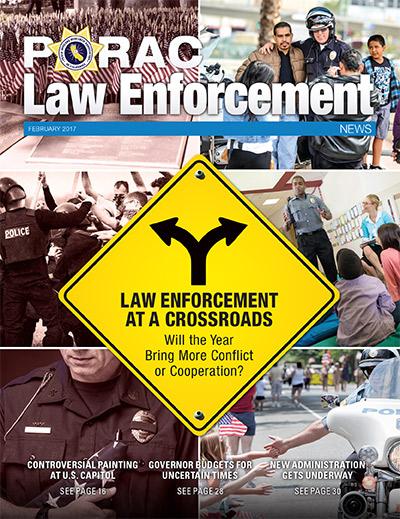 PORAC Law Enforcement News – February 2017