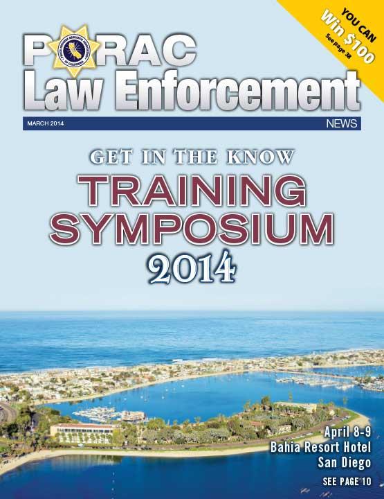 PORAC Law Enforcement News – March 2014