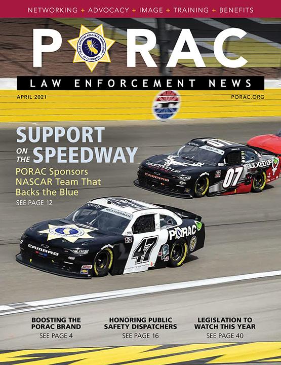 PORAC Law Enforcement News – April 2021