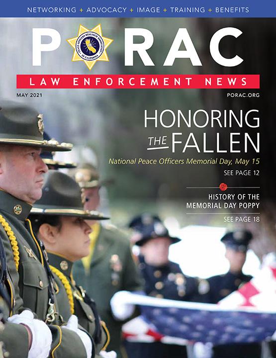 PORAC Law Enforcement News – May 2021
