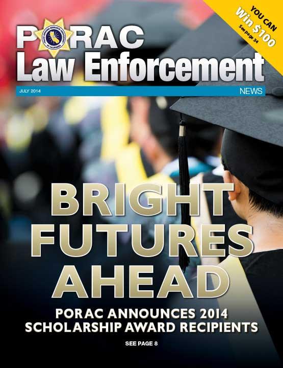PORAC Law Enforcement News – July 2014
